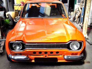 Classic Car Renovation
